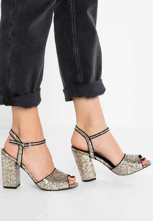 Office - sandales pailletées