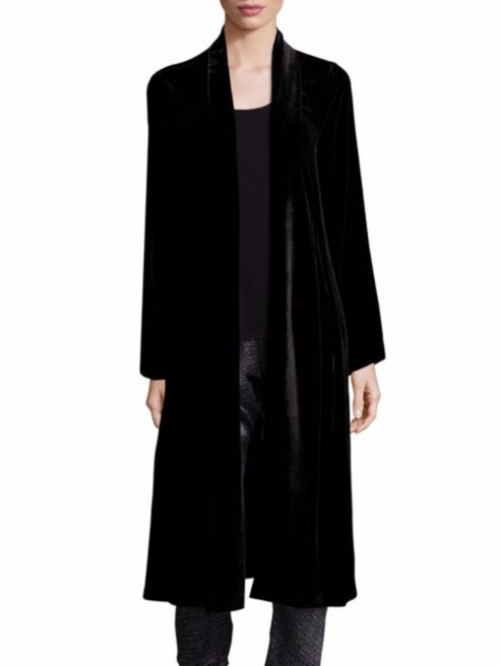 Eileen Fisher - veste en velours