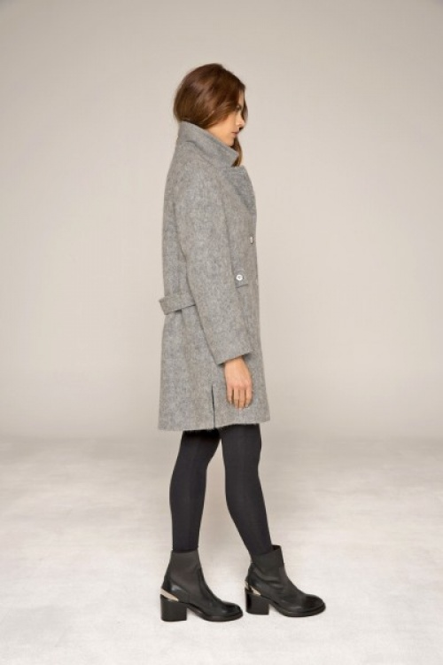 Lener - manteau mi long