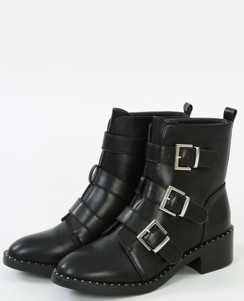 Pimkie - boots à boucles