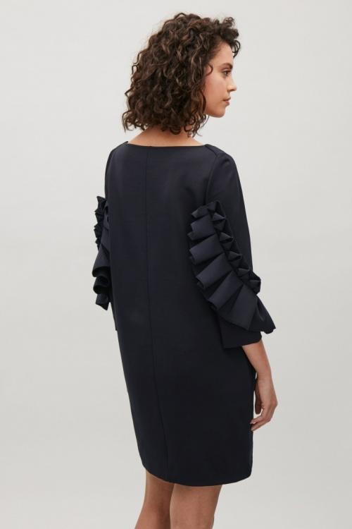 COS - Robe bleu marine