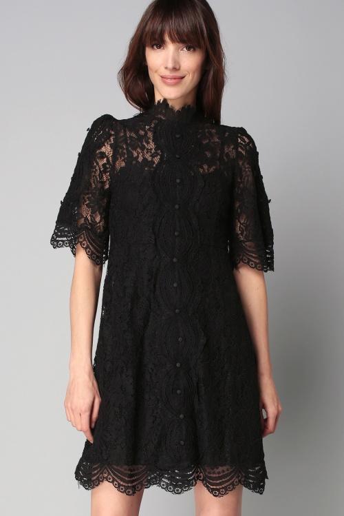 Molly Bracken - Robe noire