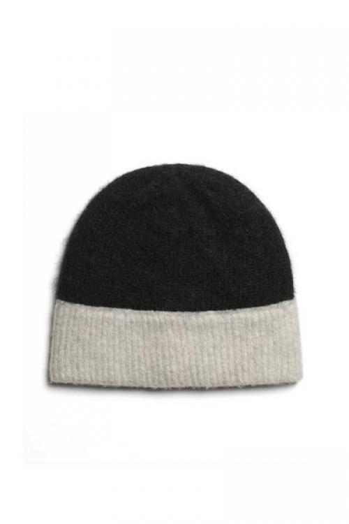Rag & Bone - bonnet bicolore
