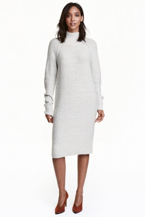 H&M Robe en maille
