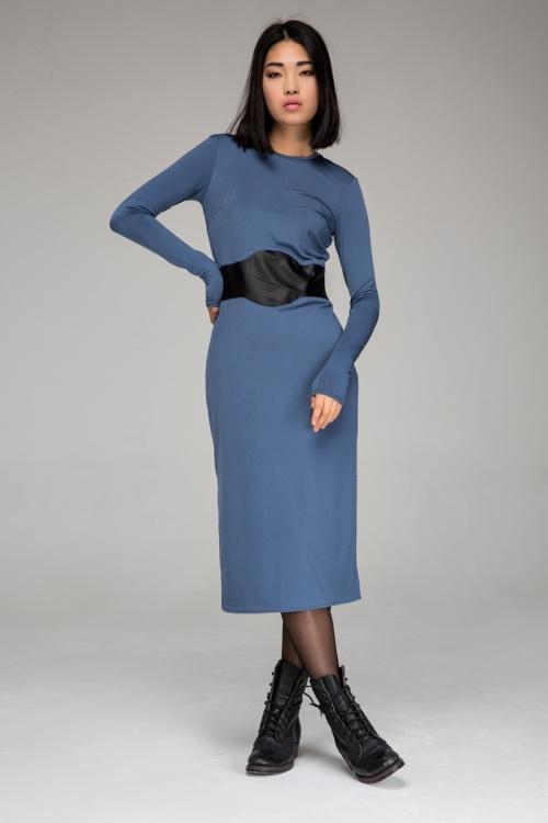 Waist Belted Dress