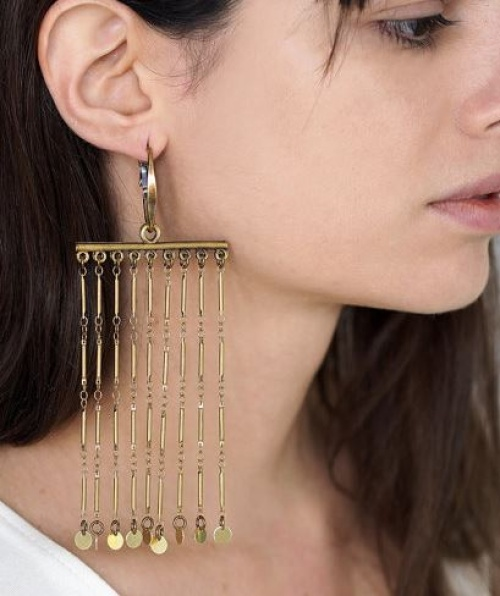 Sanktoleono Jewelry - boucles xxl