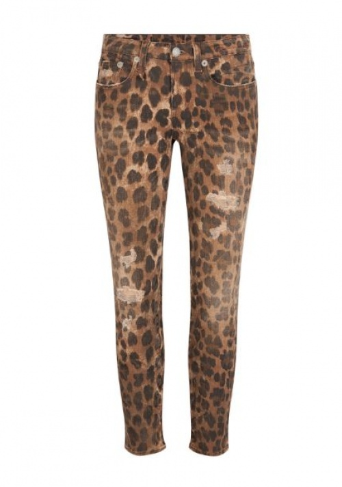 R13 - jean léopard