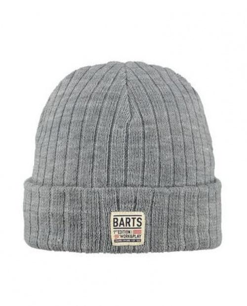 Barts - bonnet côtelé