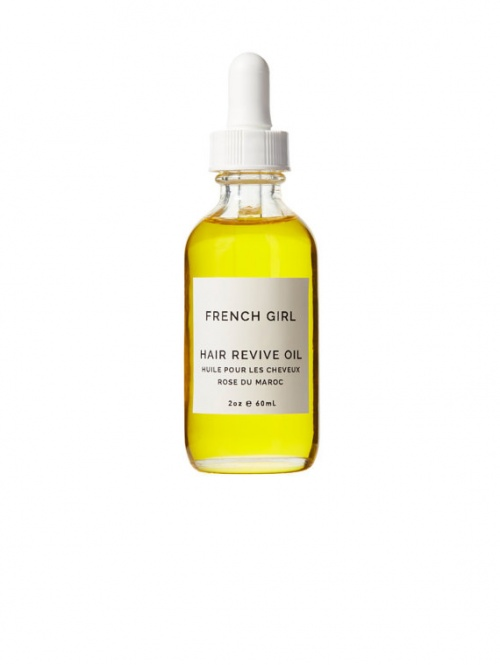 French Girl Organics - huile cheveux