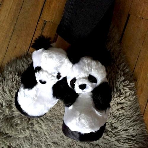 Sleeper'z - Chaussons Panda