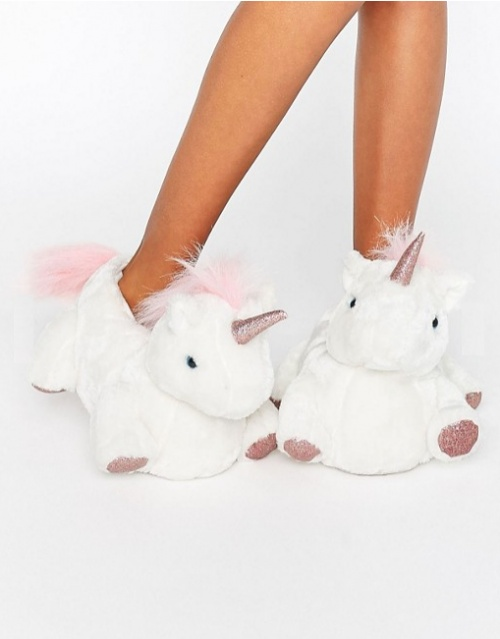 New Look - Chaussons Licorne