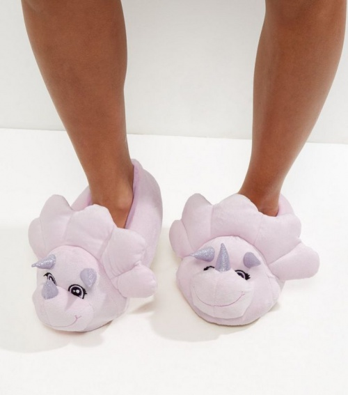 New Look - Chaussons Dino'