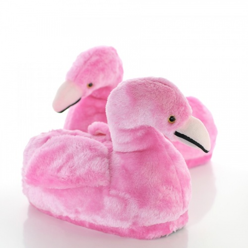 Sleeper'z - Chaussons Flamand rose