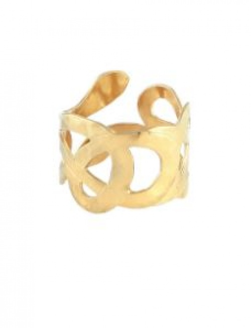 Gas - bague or
