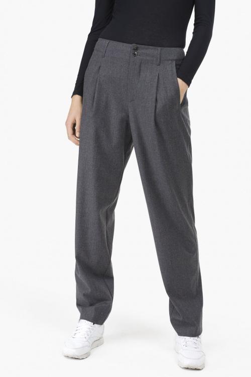 Closed - pantalon laine et viscose