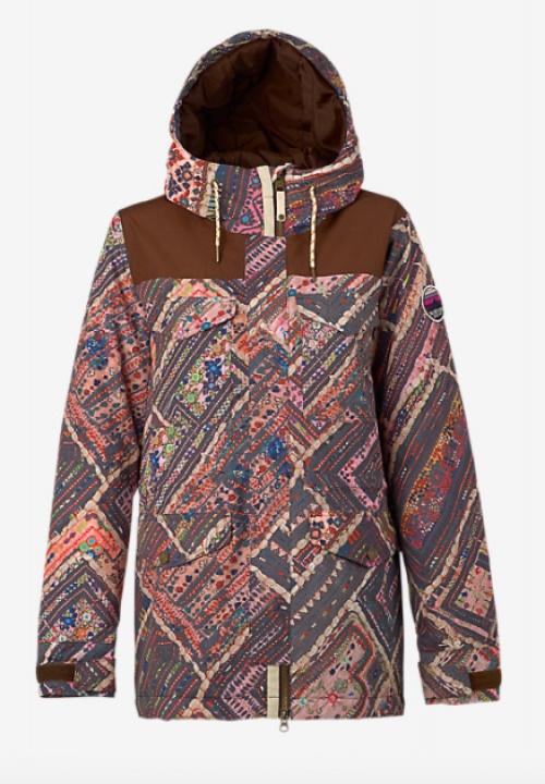veste mozaïque