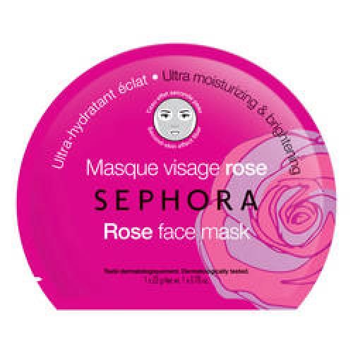 Sephora - Masque ultra-hydratant visage à la rose