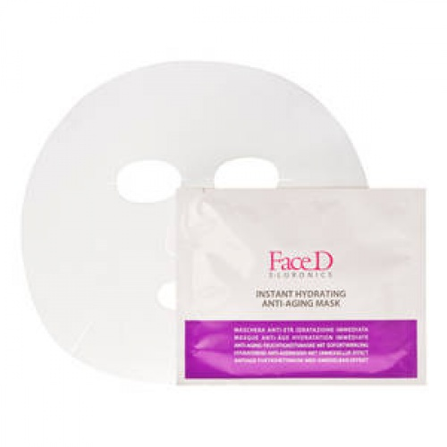 Faced - Masque hydratation acide hyaluronique