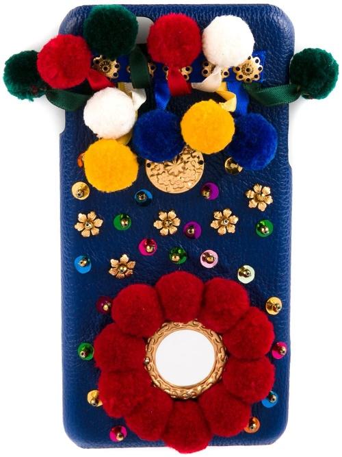 Dolce & Gabbana - Coque Iphone 6/6S