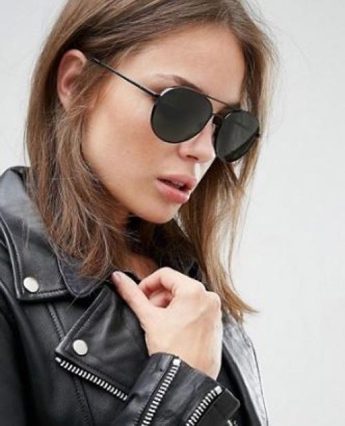 Emporio Armani - lunettes aviateur