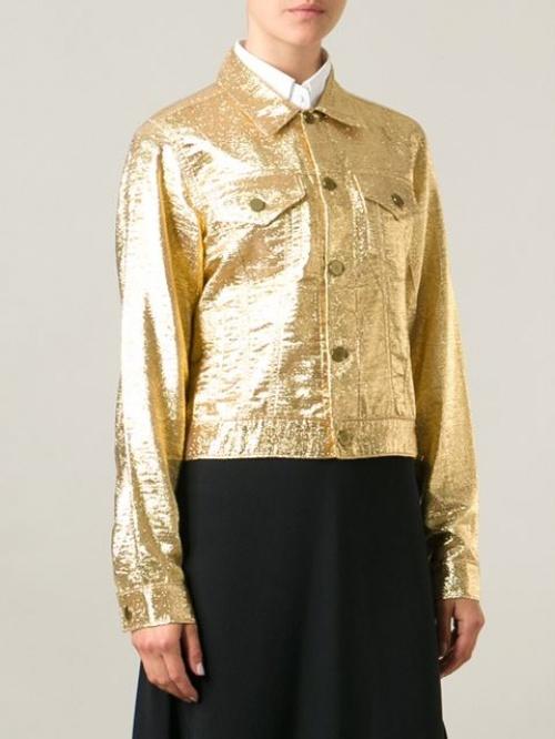 Comme des Garçons - Veste - or