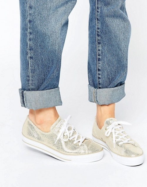 Converse - Baskets - Or