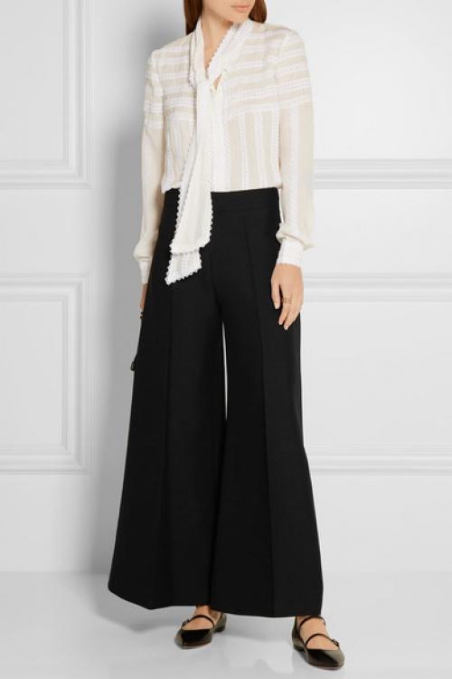 Valentino - Jupe culotte