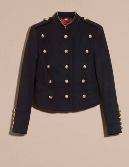 Burberry - veste officier