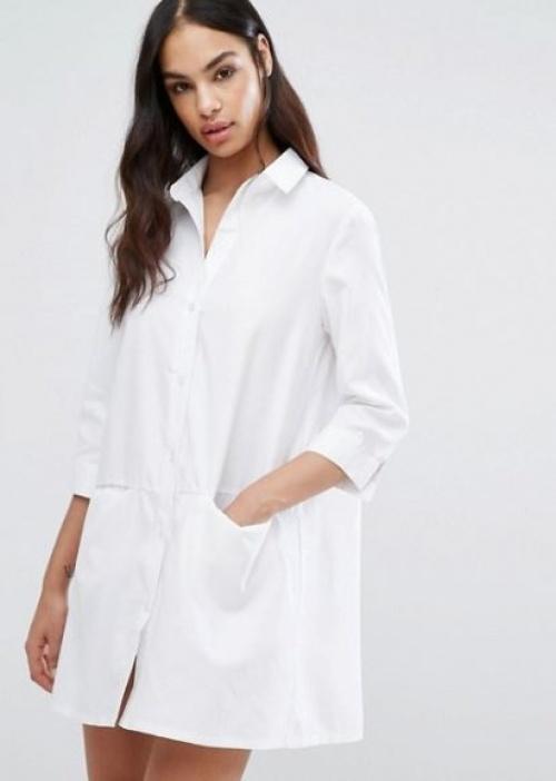 Missguided - chemise longue