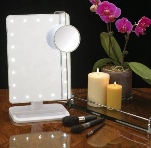 Jerdon - Miroir à lumières led