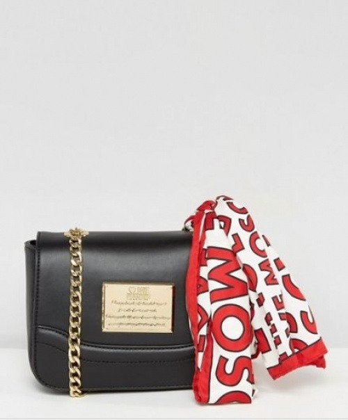 Love Moschino - sac avec foulard