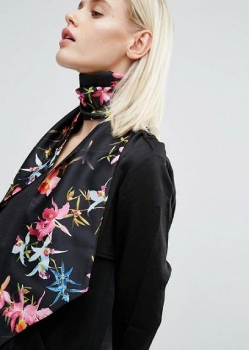 Asos - foulard fleuri
