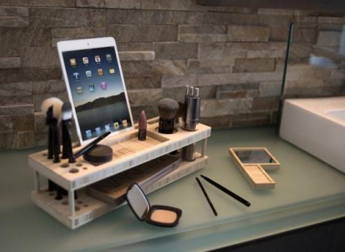 iSkelter - Rangement make-up