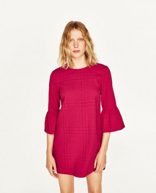 Zara - Robe magenta