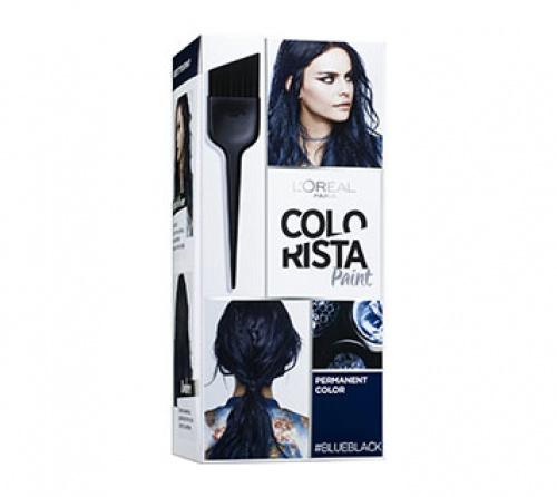 Colorista Paint - Blue Black Hair coloration permanente