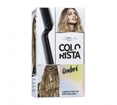 Colorista - Ombré tie and die