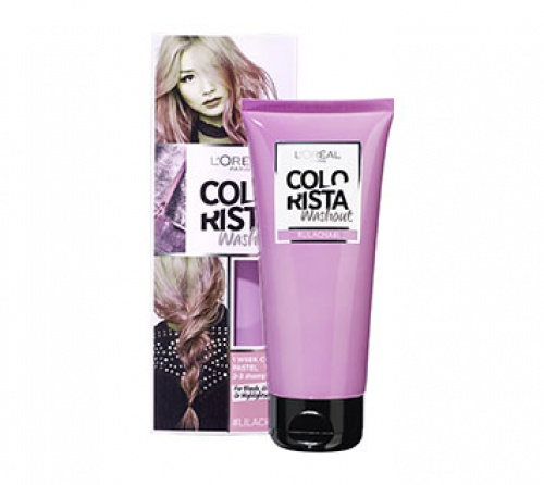Colorista Washout - Lilac Hair  coloration semi permanente