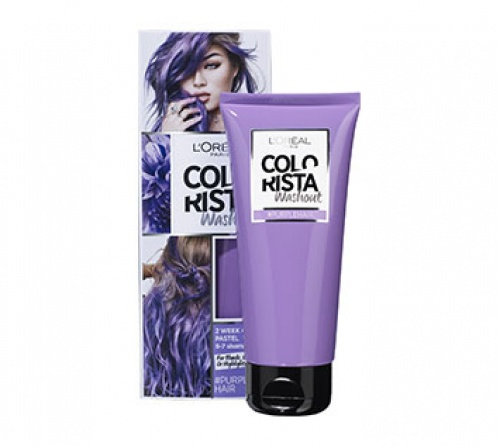 Colorista Washout - Purple Hair coloration semi permanente