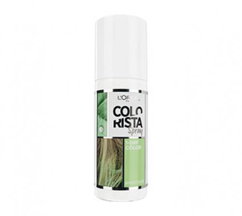 Colorista Spray - Mint Hair coloration 1 jour