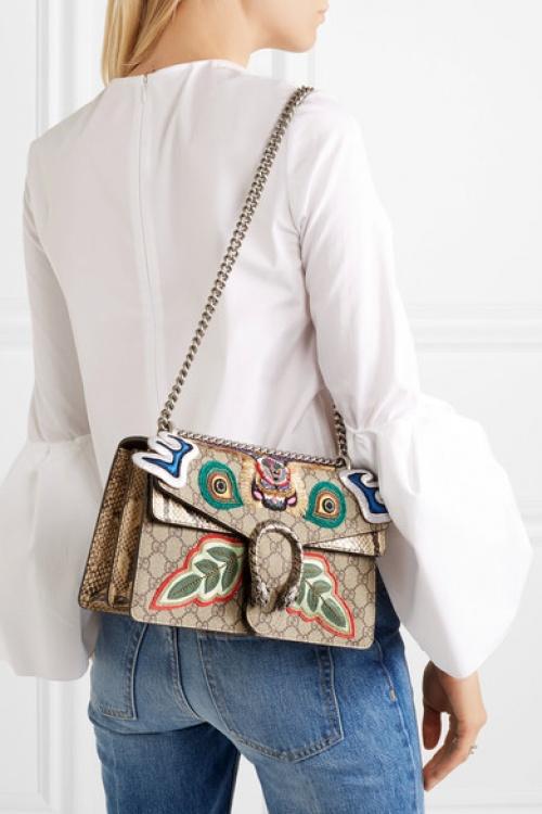 Gucci - sac chaine à ornements
