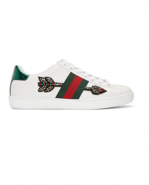 Gucci - baskets motifs flèches