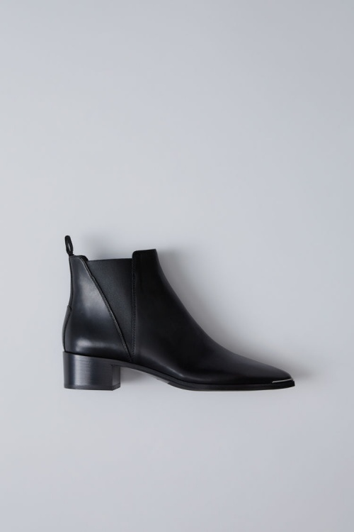 Acne Studios - boots pointues