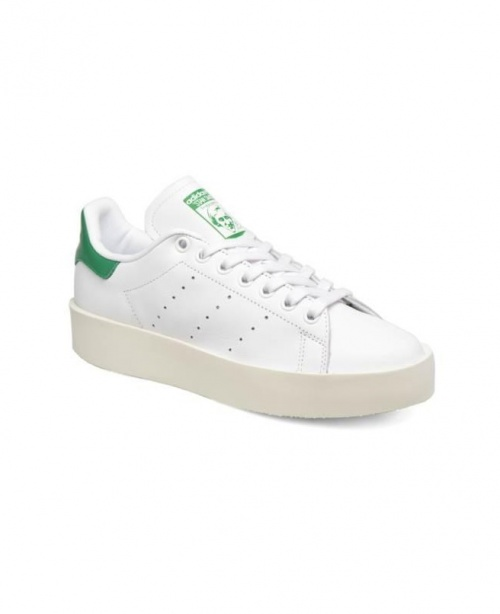 Adidas Originals - baskets Stan Smith compensées