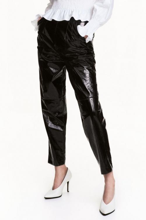 H&M - pantalon vinyle
