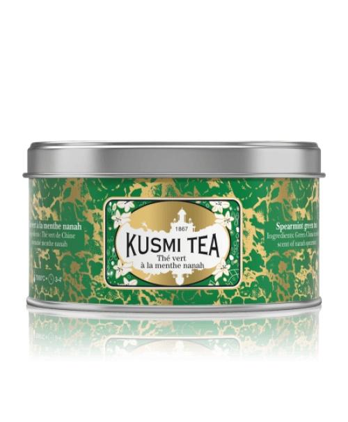 Kusmi Tea- Thé Vert à la menthe Nanah