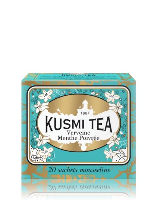 Kusmi Tea - Verveine Menthe Poivrée