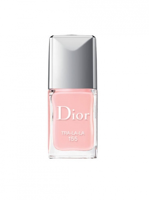 Dior - vernis rose pâle