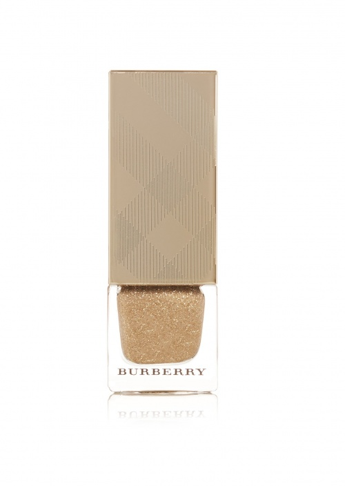 Burberry - vernis or