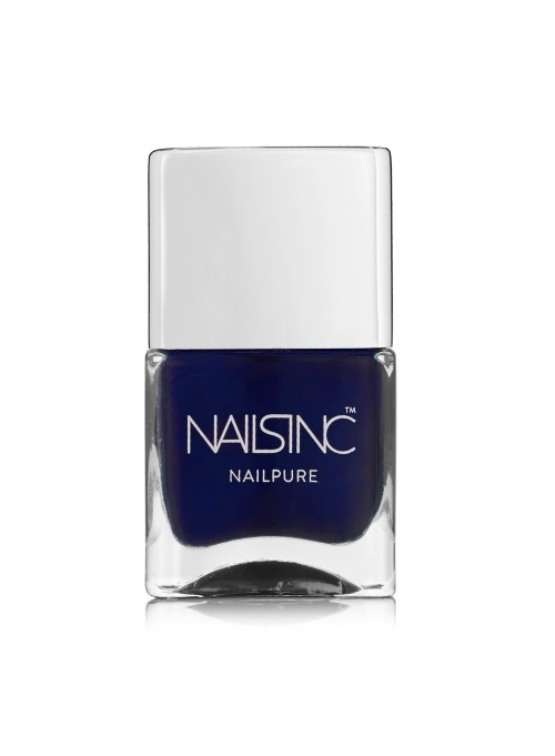 Nails Inc - vernis bleu marine