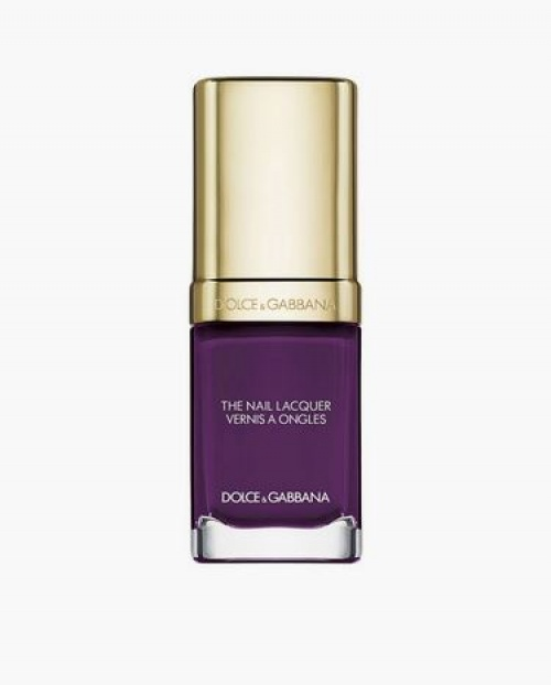 Dolce & Gabbana - vernis violet